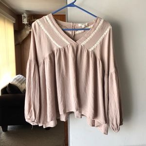 Umgee boho shirt